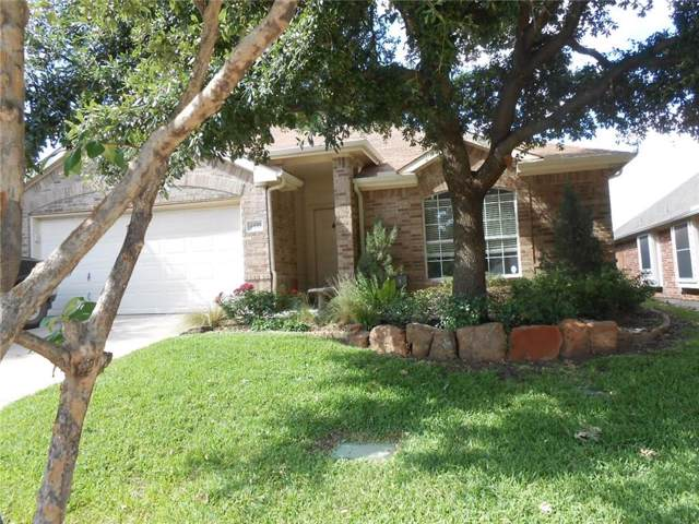 4655 Buffalo Bend Drive, Fort Worth, TX 76137 (MLS #14140461) :: Team Tiller