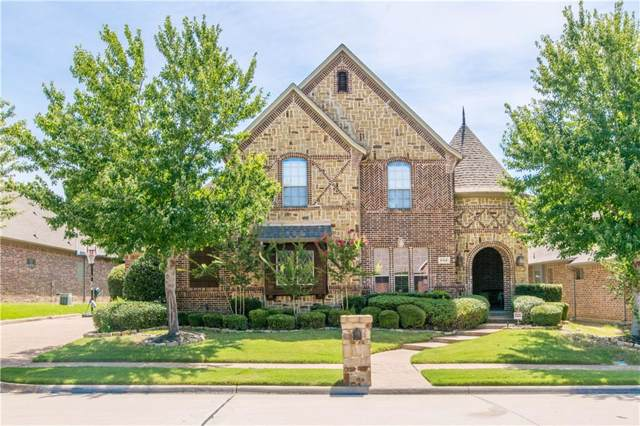 8360 Valley Oaks Drive, North Richland Hills, TX 76182 (MLS #14140462) :: RE/MAX Town & Country