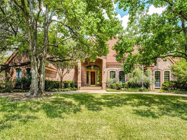 4709 Shadycreek Lane, Colleyville, TX 76034 (MLS #14140495) :: The Tierny Jordan Network