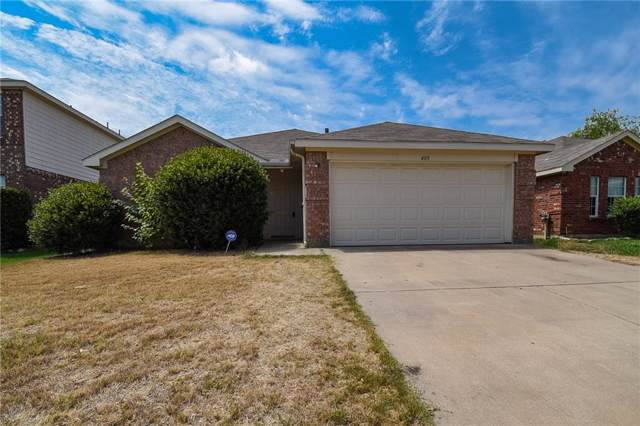 405 Rock Prairie Lane, Fort Worth, TX 76140 (MLS #14140499) :: RE/MAX Town & Country
