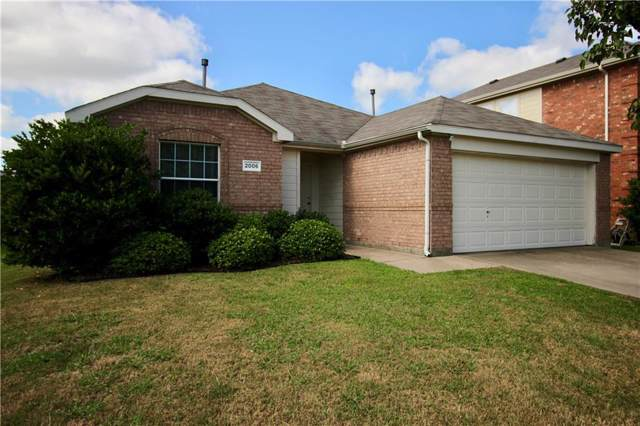 2006 Fair Crest Trail, Forney, TX 75126 (MLS #14140502) :: RE/MAX Town & Country