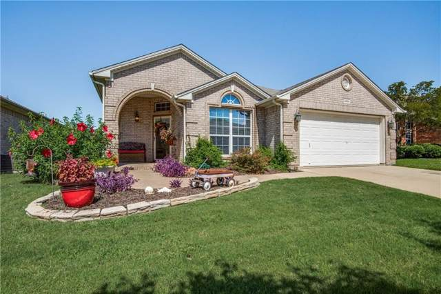 4809 Jodi Drive, Fort Worth, TX 76244 (MLS #14140526) :: RE/MAX Town & Country