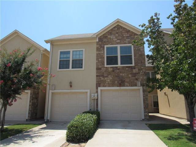 1516 Aldra Drive, Fort Worth, TX 76120 (MLS #14140528) :: Lynn Wilson with Keller Williams DFW/Southlake