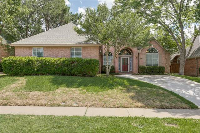 2609 Townshed Drive, Garland, TX 75044 (MLS #14140532) :: NewHomePrograms.com LLC