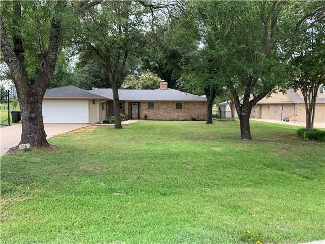 114 Kiowa Drive W, Lake Kiowa, TX 76240 (MLS #14140545) :: RE/MAX Town & Country