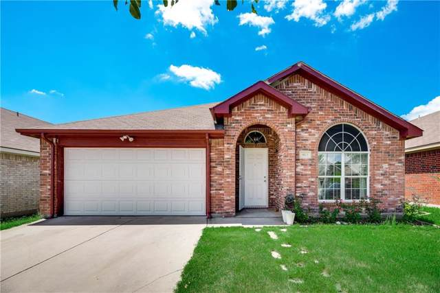 1023 Carlsbad Drive, Grand Prairie, TX 75051 (MLS #14140551) :: RE/MAX Town & Country