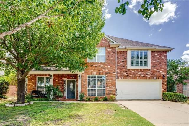5791 Falcon Ridge Court, Haltom City, TX 76137 (MLS #14140552) :: RE/MAX Town & Country