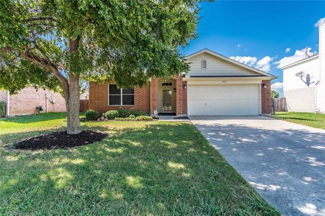 2223 Meade Court, Little Elm, TX 75068 (MLS #14140557) :: RE/MAX Town & Country