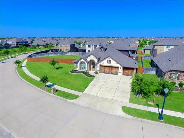 520 Carnation Lane, Mansfield, TX 76063 (MLS #14140561) :: RE/MAX Town & Country