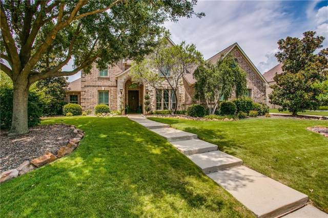 2305 Mockingbird Lane, Flower Mound, TX 75022 (MLS #14140563) :: Baldree Home Team