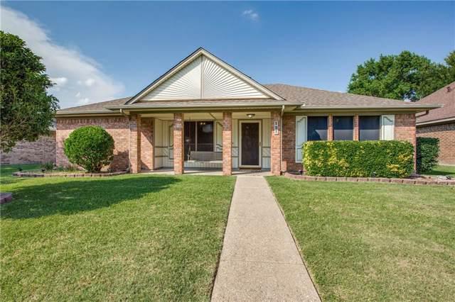 121 E Bancroft Drive, Garland, TX 75040 (MLS #14140597) :: Magnolia Realty