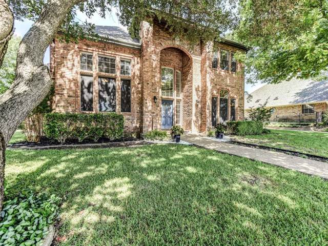 3808 Lost Creek Boulevard, Fort Worth, TX 76008 (MLS #14140598) :: Lynn Wilson with Keller Williams DFW/Southlake