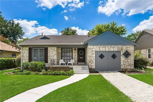 5820 Palm Lane, Dallas, TX 75206 (MLS #14140605) :: Magnolia Realty