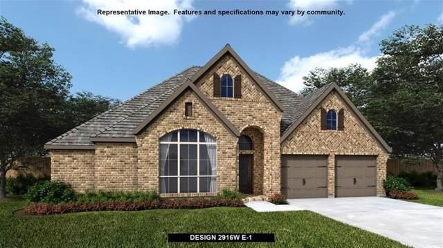 1505 Daisy Corner Drive, Celina, TX 75078 (MLS #14140607) :: Century 21 Judge Fite Company