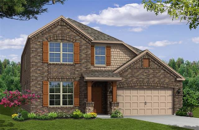 11904 Toppell Trail, Haslet, TX 76052 (MLS #14140626) :: The Tierny Jordan Network