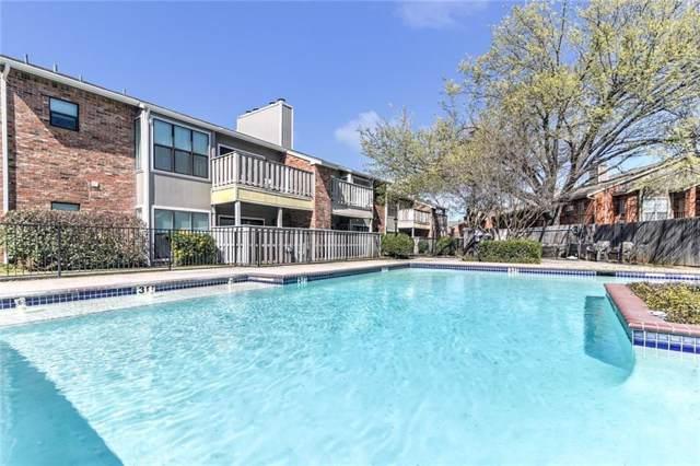 411 Pebble Way #245, Arlington, TX 76006 (MLS #14140633) :: Vibrant Real Estate