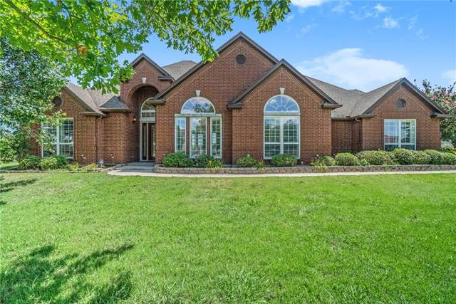 917 Morton Hill Lane, Haslet, TX 76052 (MLS #14140643) :: Lynn Wilson with Keller Williams DFW/Southlake