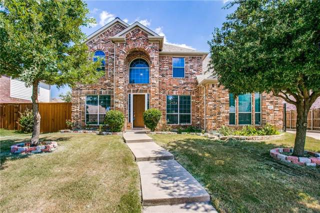 631 Silver Ridge Drive, Murphy, TX 75094 (MLS #14140650) :: The Mitchell Group