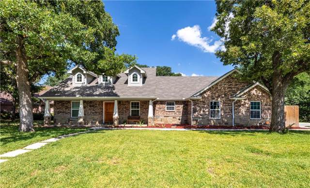 1521 Bailey Drive, Azle, TX 76020 (MLS #14140653) :: Lynn Wilson with Keller Williams DFW/Southlake