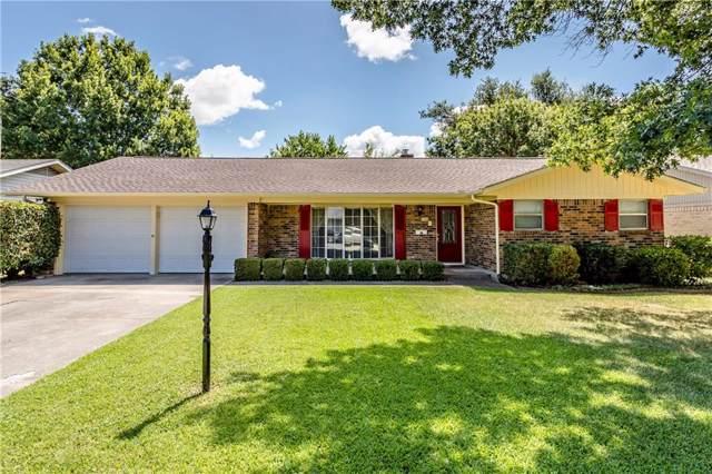 1108 Hillside Drive, Gainesville, TX 76240 (MLS #14140659) :: Lynn Wilson with Keller Williams DFW/Southlake