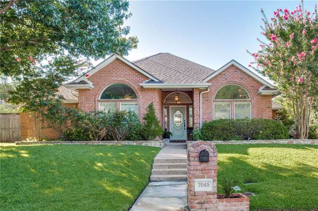 7045 Allen Place Drive, Fort Worth, TX 76116 (MLS #14140660) :: RE/MAX Town & Country