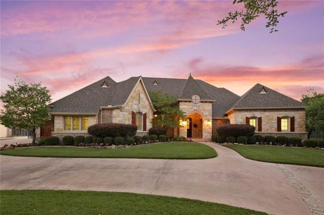 1152 King Mark Drive, Lewisville, TX 75056 (MLS #14140666) :: Kimberly Davis & Associates