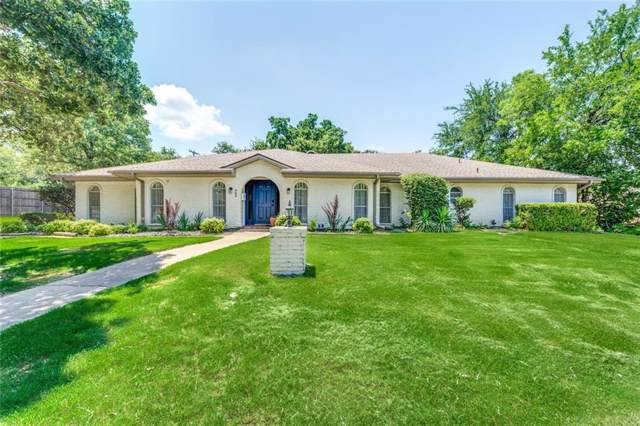 904 Rankin Drive, Bedford, TX 76022 (MLS #14140671) :: RE/MAX Town & Country