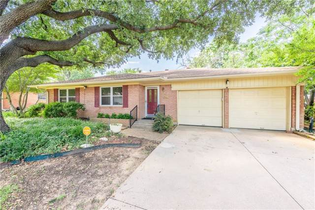 3217 Leith Avenue, Fort Worth, TX 76133 (MLS #14140677) :: RE/MAX Town & Country