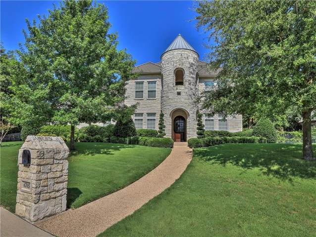 6705 Olympia Hills Road, Fort Worth, TX 76132 (MLS #14140679) :: RE/MAX Town & Country