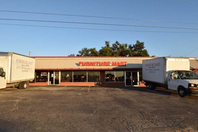 1060 E Washington Street, Stephenville, TX 76401 (MLS #14140702) :: Frankie Arthur Real Estate