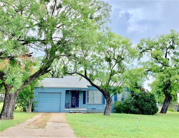 202 S Harding Street, Breckenridge, TX 76424 (MLS #14140704) :: RE/MAX Town & Country