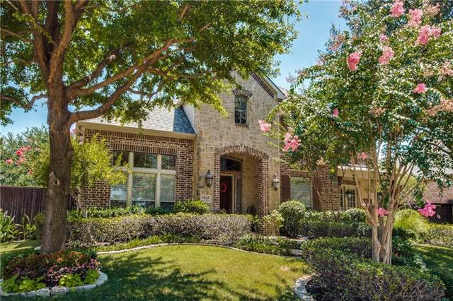 5045 Carnegie Drive, Frisco, TX 75034 (MLS #14140708) :: Vibrant Real Estate