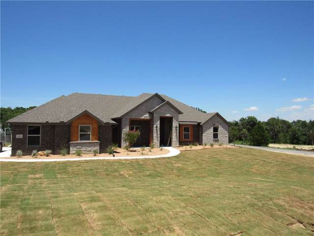 100 Horizon, Reno, TX  (MLS #14140709) :: RE/MAX Town & Country