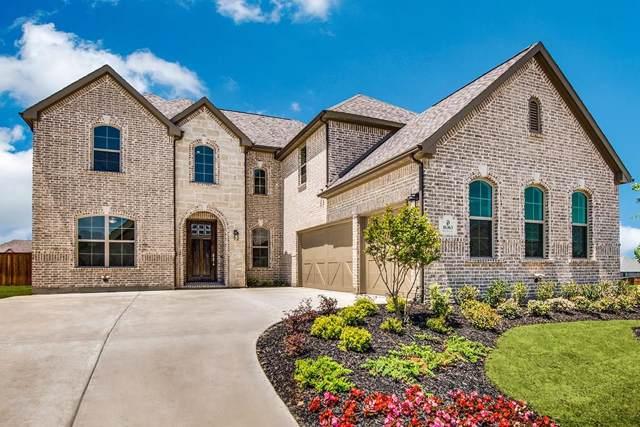 16363 Moss Haven Lane, Frisco, TX 75068 (MLS #14140711) :: The Star Team | JP & Associates Realtors