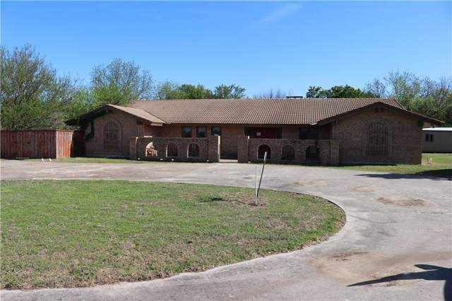 1 Fox Creek Drive, Comanche, TX 76442 (MLS #14140723) :: The Rhodes Team