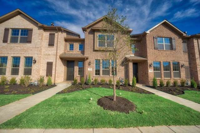 921 Ponds Edge Lane, Euless, TX 76040 (MLS #14140724) :: Vibrant Real Estate