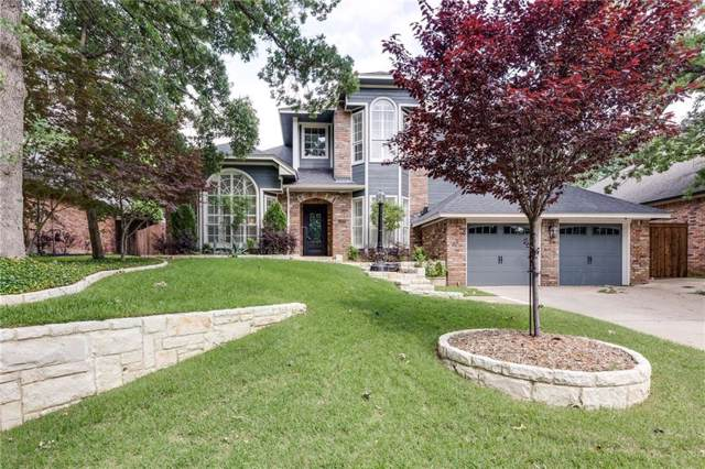 1012 Woodbriar Drive, Grapevine, TX 76051 (MLS #14140726) :: Lynn Wilson with Keller Williams DFW/Southlake