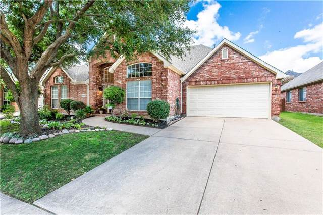 8905 Talon Court, Mckinney, TX 75072 (MLS #14140739) :: RE/MAX Town & Country