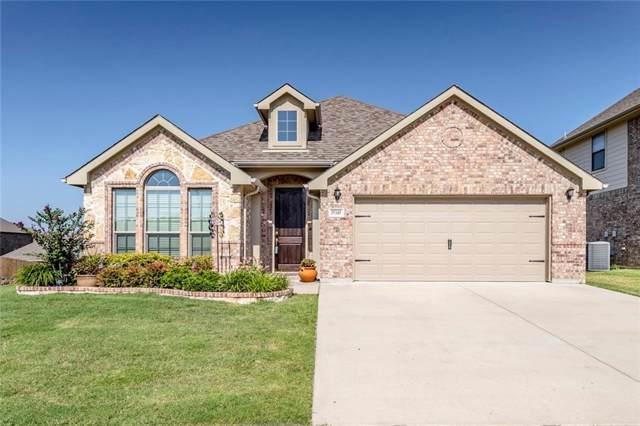 15349 Mallard Creek Street, Fort Worth, TX 76262 (MLS #14140753) :: RE/MAX Town & Country
