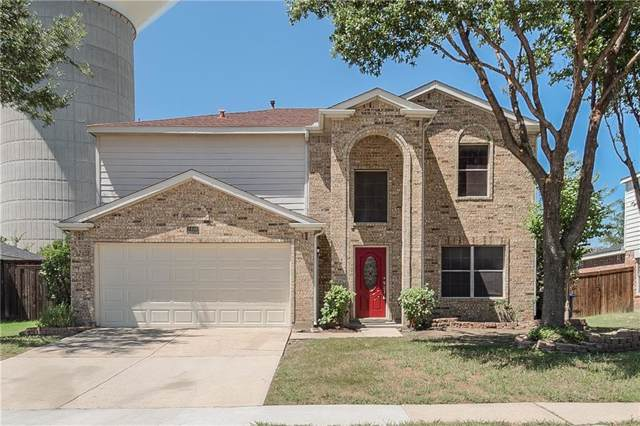 2409 Tisbury Way, Little Elm, TX 75068 (MLS #14140764) :: Real Estate By Design