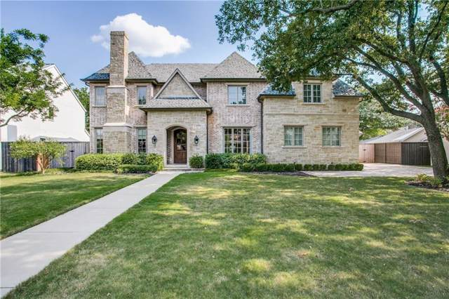 6234 Royalton Drive, Dallas, TX 75230 (MLS #14140769) :: Vibrant Real Estate