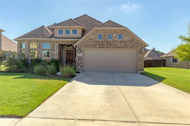 2025 Starwood Drive, Weatherford, TX 76086 (MLS #14140785) :: Lynn Wilson with Keller Williams DFW/Southlake