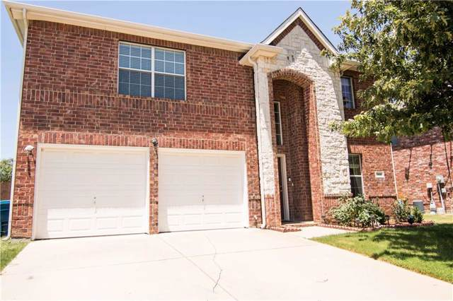 3416 Fashion Street, Little Elm, TX 75068 (MLS #14140797) :: Lynn Wilson with Keller Williams DFW/Southlake