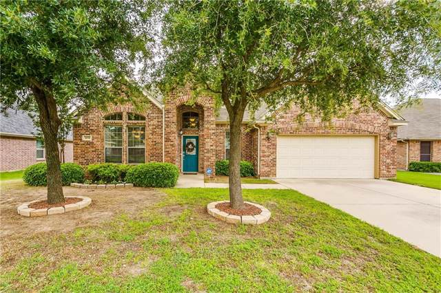 431 Hummingbird Trail, Crowley, TX 76036 (MLS #14140801) :: RE/MAX Town & Country