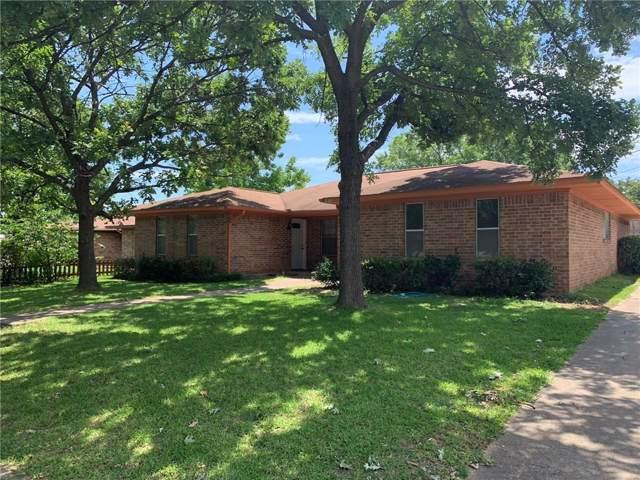 1512 Blackwell Drive, Irving, TX 75061 (MLS #14140808) :: Vibrant Real Estate