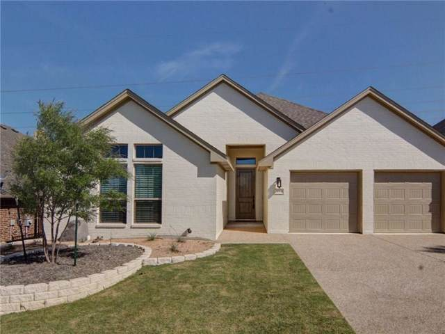 10904 Prestwick Terrace, Benbrook, TX 76126 (MLS #14140809) :: Lynn Wilson with Keller Williams DFW/Southlake