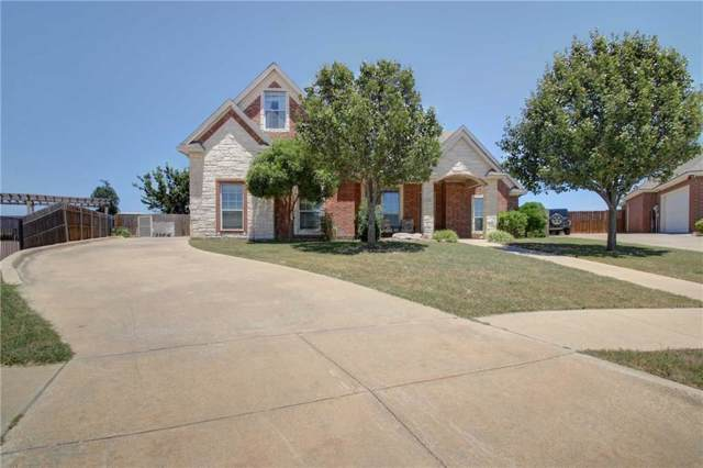 2005 Natchez Court, Cleburne, TX 76033 (MLS #14140811) :: Potts Realty Group
