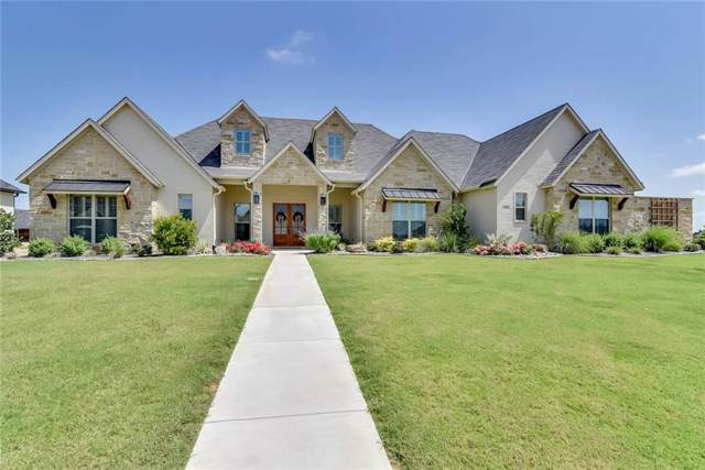 2205 Hanna Court, Midlothian, TX 76065 (MLS #14140812) :: RE/MAX Town & Country