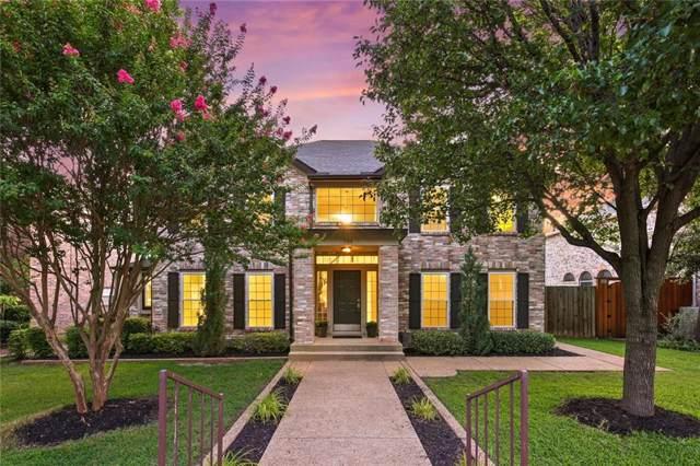 764 Monticello Circle, Allen, TX 75002 (MLS #14140814) :: The Real Estate Station