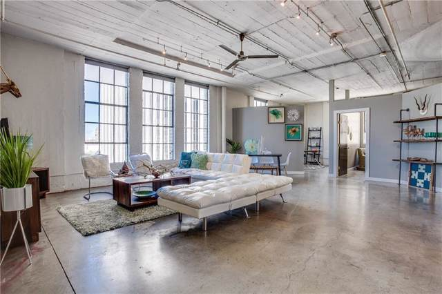 1122 Jackson Street #513, Dallas, TX 75202 (MLS #14140815) :: HergGroup Dallas-Fort Worth